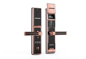 皇家金盾半自动指纹锁-X6指纹锁