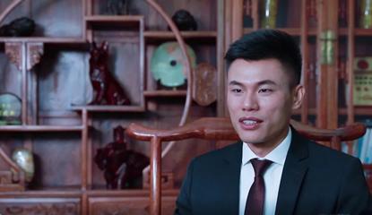 皇家金盾指纹锁董事长刘建新:务实心态做产品 优秀团队是核心