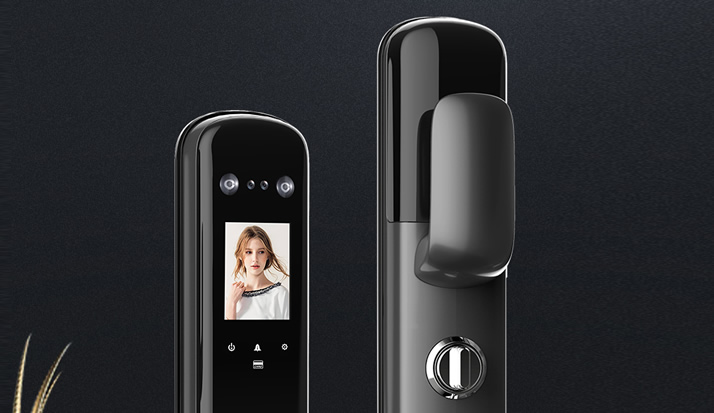 联合二号R80人脸识别全自动指纹锁功能详解