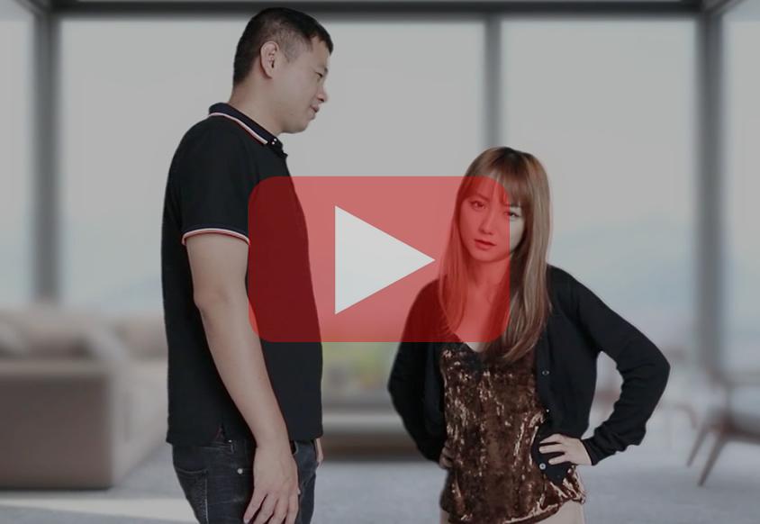 皇家金盾S7-DM全自动3D人脸+猫眼锁演示视频
